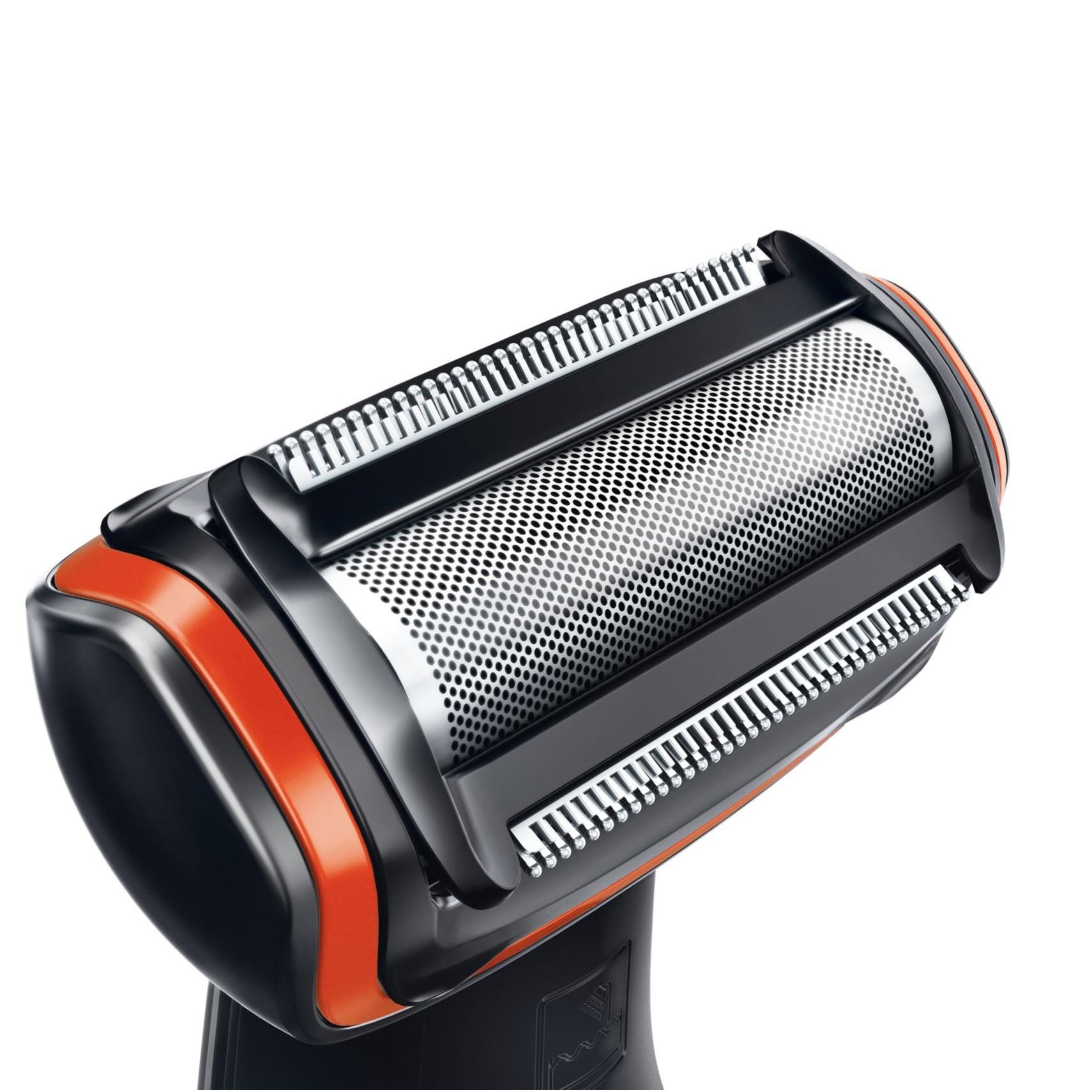 עדכון מעודכן מכונת גילוח לגוף | מכונת גילוח לגוף לגבר פיליפס | Bodygroom RE-33