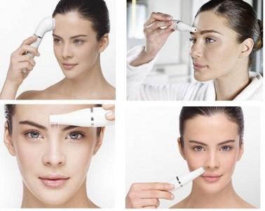מכשיר להסרת שיער מהפנים(1)