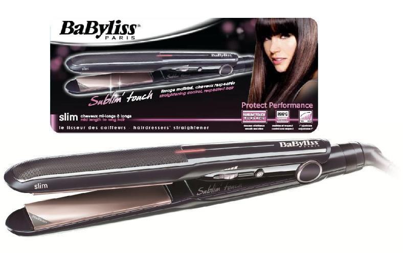 מחליק שיער קרמי בייביליס BABYLISS ST225E
