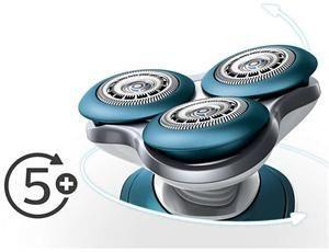 מכונת גילוח פיליפס לעור רגיש PHILIPS S7370 (1)
