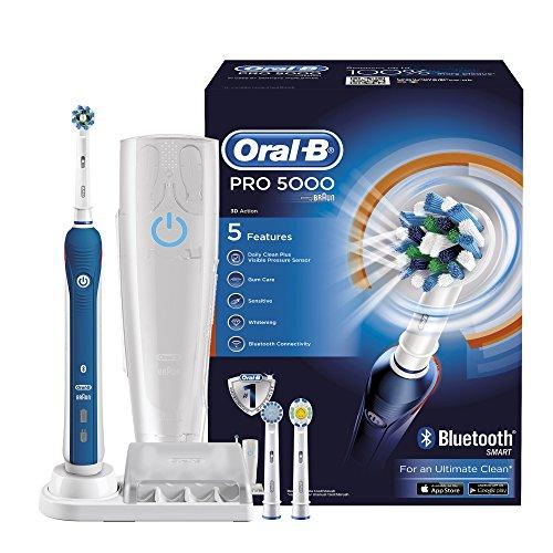 שיניים-חשמלית-Oral-B-5000-3D-Bluetooth