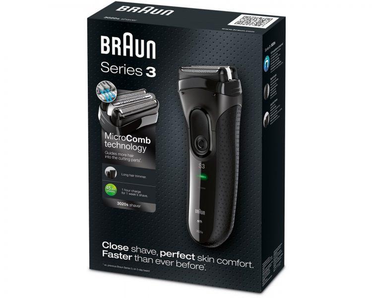 גילוח-בראון-3020-סדרה-החדשה-של-3-Braun-Series-3-3020s-shaver-5